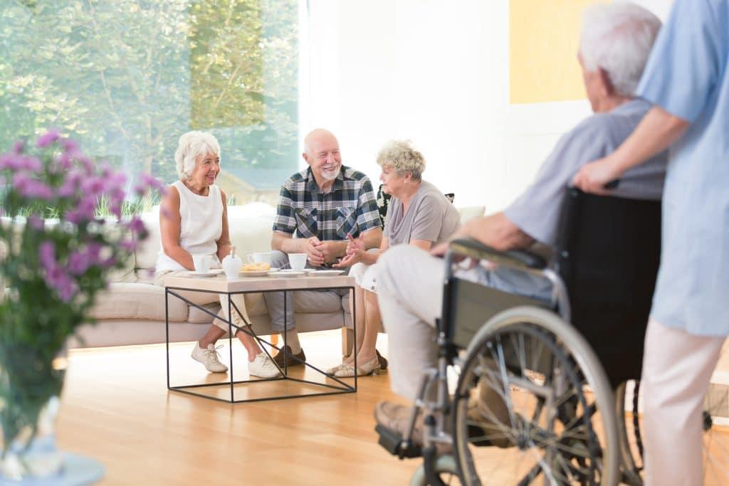 Betreutes Wohnen im Alter