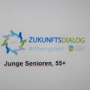 Gruppenlogo von JUNGE SENIOREN, 55+ ALTHENGSTETT UND UMGEBUNG