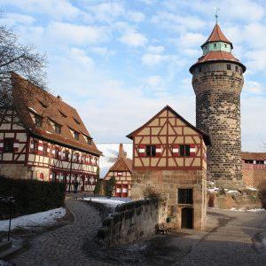 Gruppenlogo von Nürnberg und drumherum