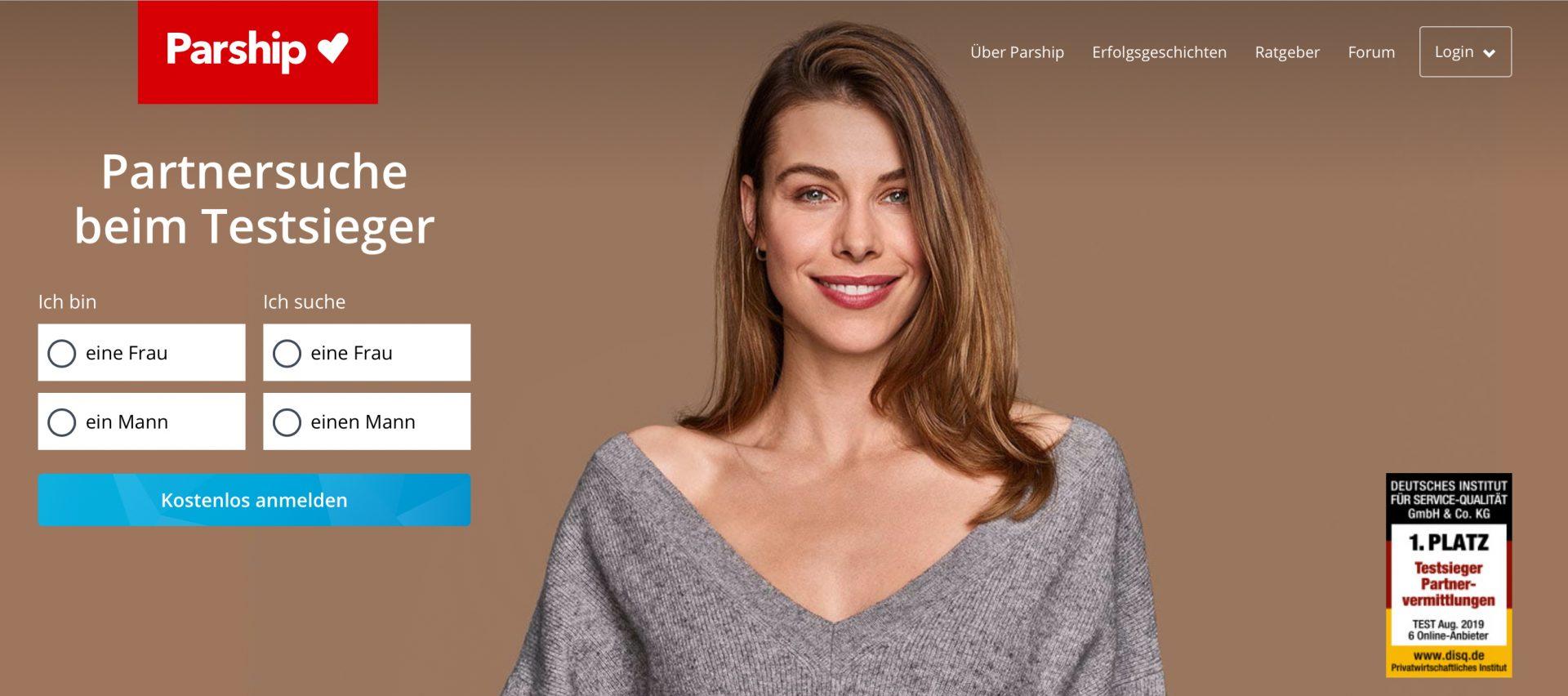 Parship.de - Die große Singlebörse im Test - Forum für